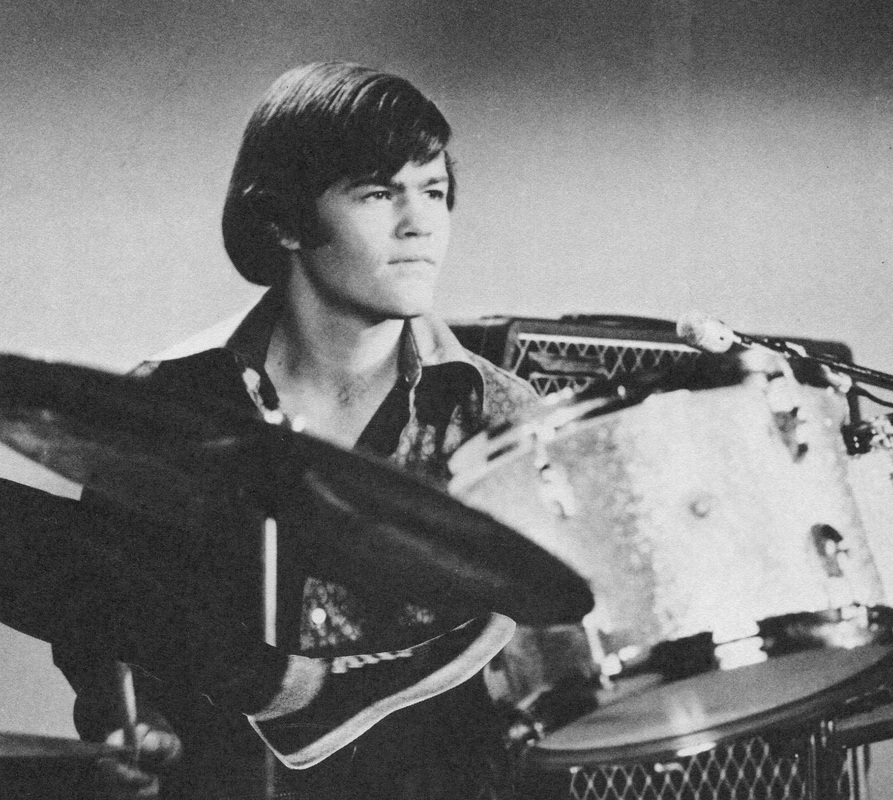 Micky Dolenz Monkees drums