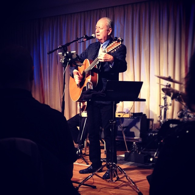 Michael Nesmith Massachusetts 2013