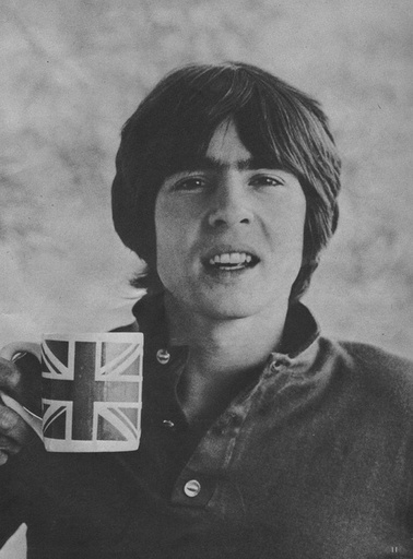 Davy Jones British flag mug