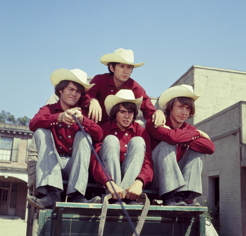 Monkees cowboys