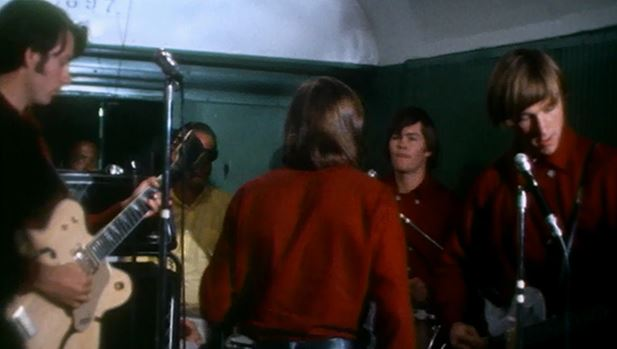 KHJ Train Monkees 1966