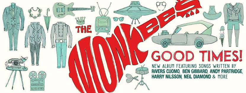 Monkees Good Times banner