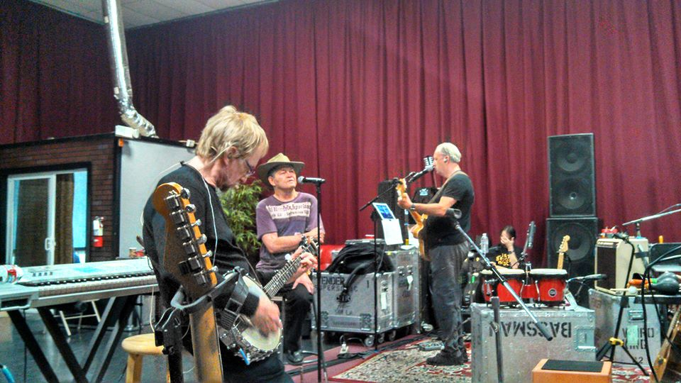 Monkees 2013 rehearsals
