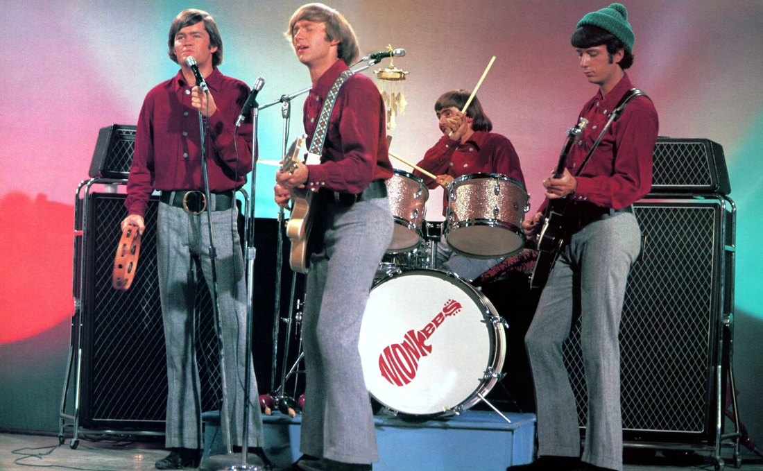 Monkees Gretsch instruments