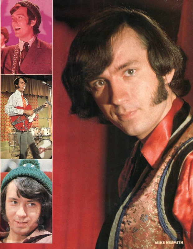 Mike Nesmith photo collage