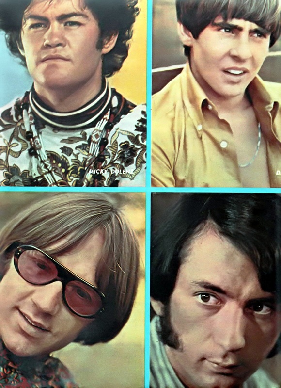 Monkees poster