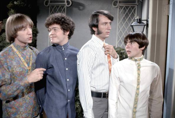 Monkees group 1960s