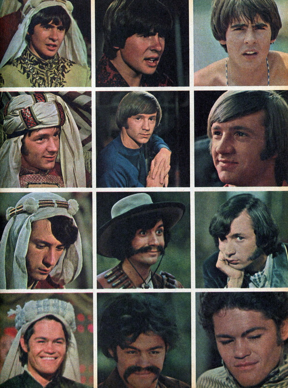 Monkees second season