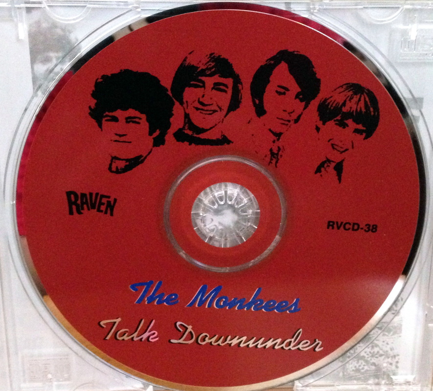 Monkees Talk Downunder CD