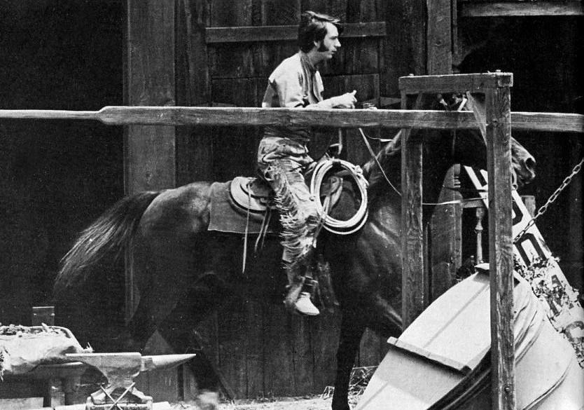 Michael Nesmith horse
