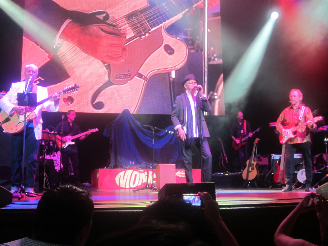 Monkees New York 2013 tour