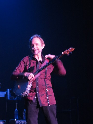 Monkees 2012 Peter Tork banjo