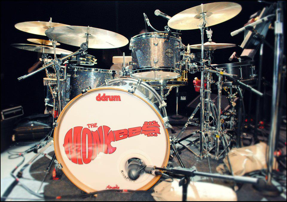 Monkees drum kit