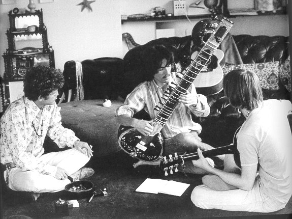 George Harrison Peter Tork