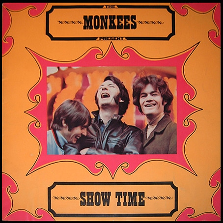 Monkees 1969 tour program