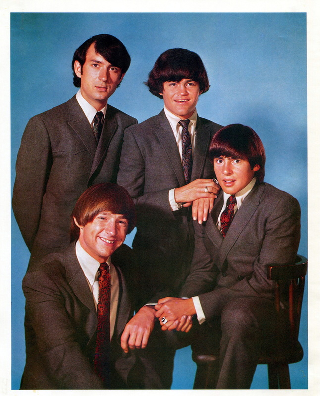 Monkees Fan Club kit photo