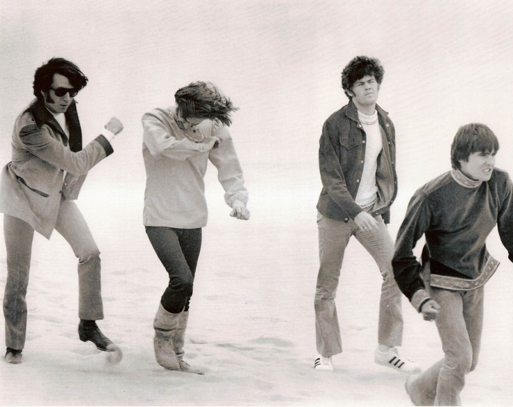 Monkees desert Head