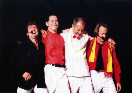 Monkees Sheffield 1997 UK