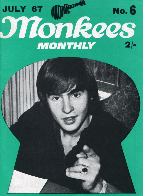 Monkees Monthly 6