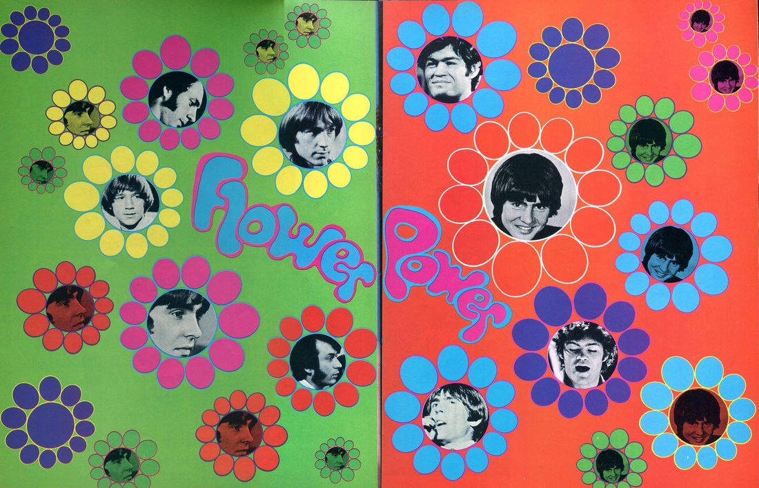 Monkees Flower Power