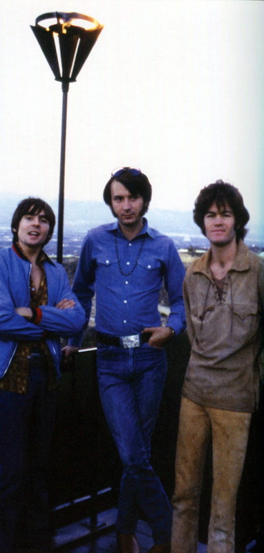 Monkees Hollywood Hills