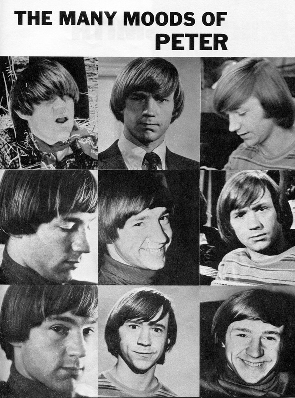 Peter Tork collage