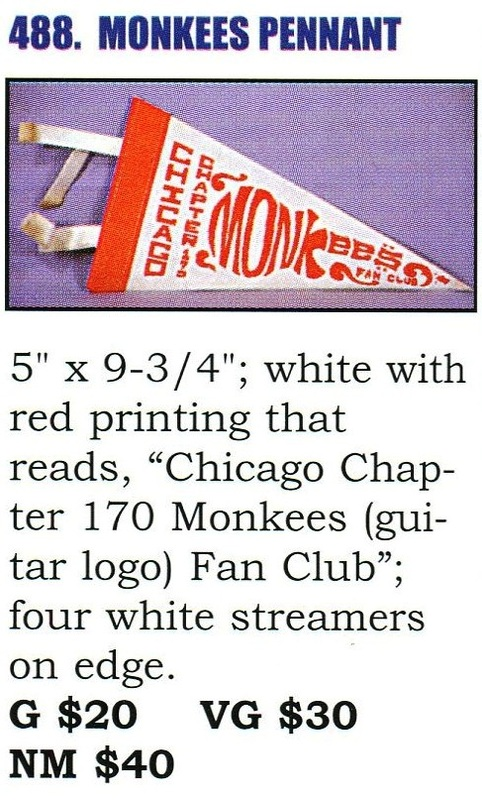 Monkees Chicago fan club