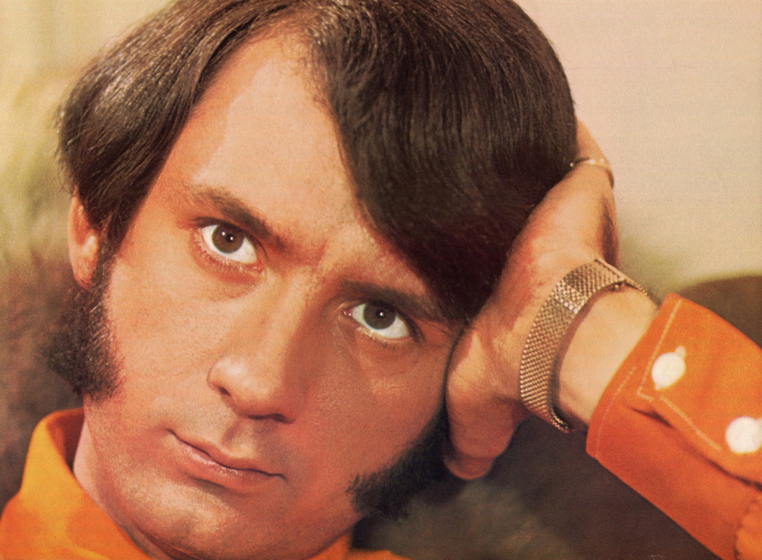 Michael Nesmith sideburns Monkees