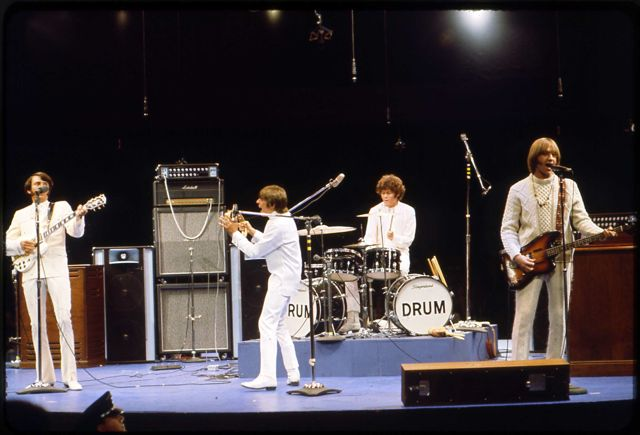 Monkees Circle Sky Head Salt Lake City 1968