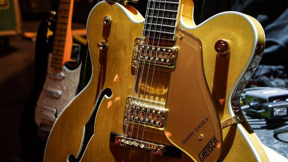Michael Nesmith Gretsch Country Classic