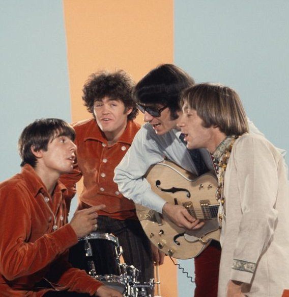 Monkees Rainbow Room