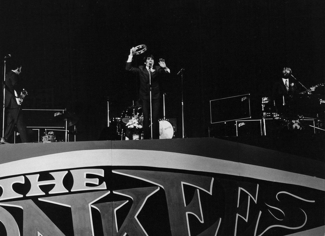 Monkees live Japan 1968