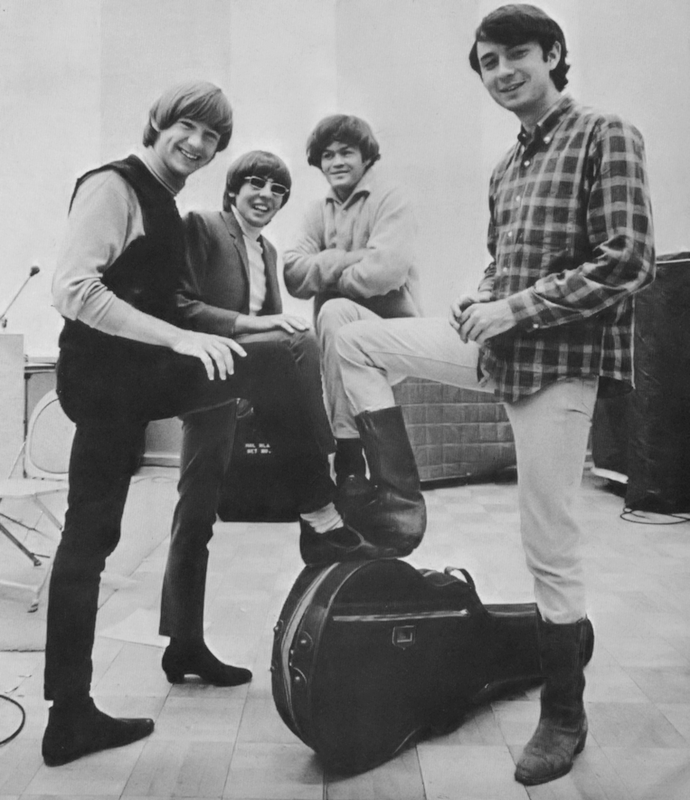 Monkees first recording session