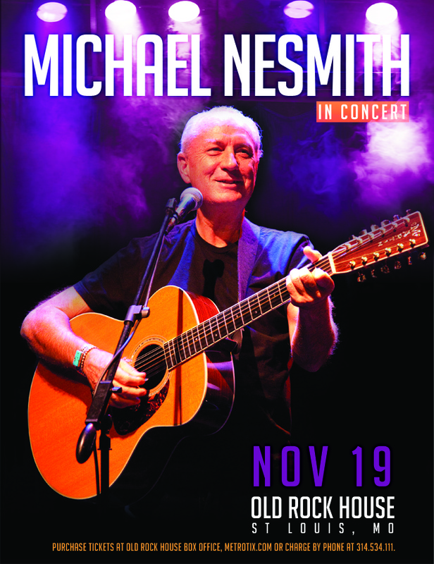 Michael Nesmith St Louis 2013