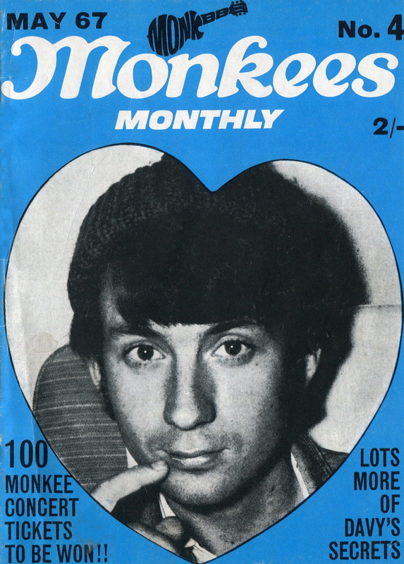 Monkees Monthly 4