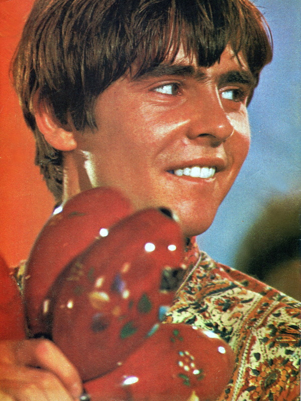 Davy Jones maracas Monkees