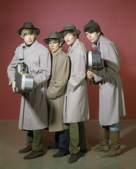 Monkees group photo 1960s