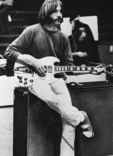 Peter Tork Gibson Guitar Nesmith
