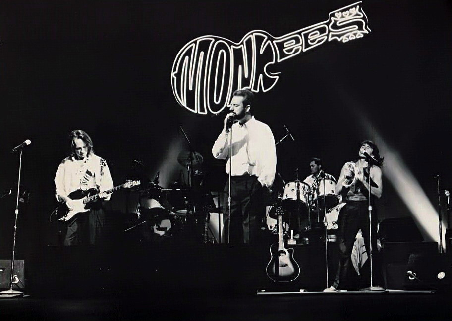 Monkees live 1989