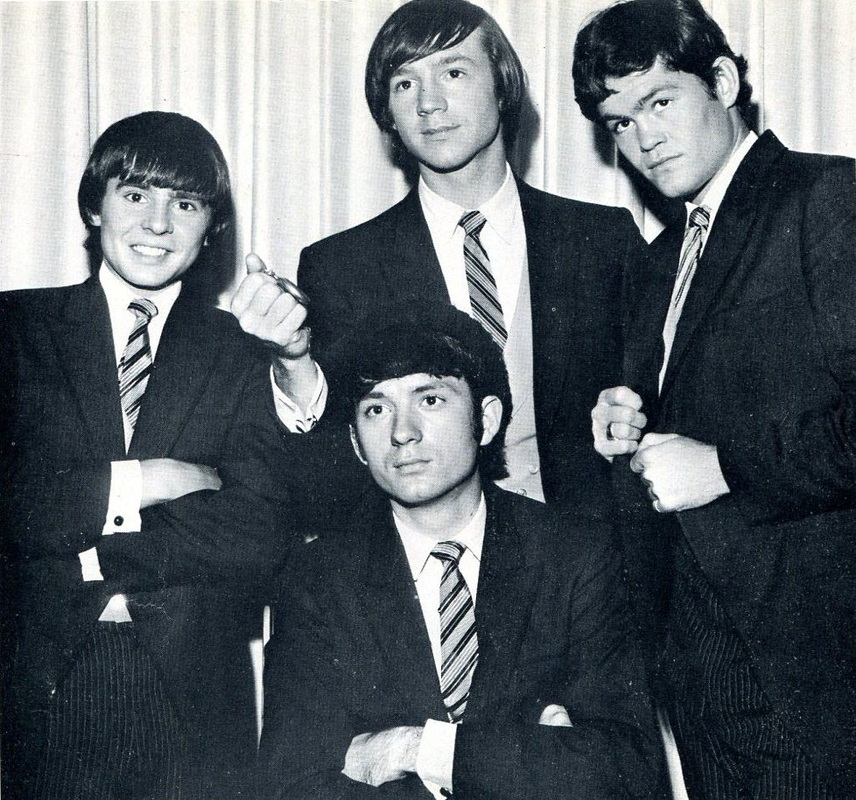 Monkees young