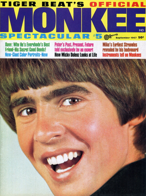 Monkee Spectacular cover
