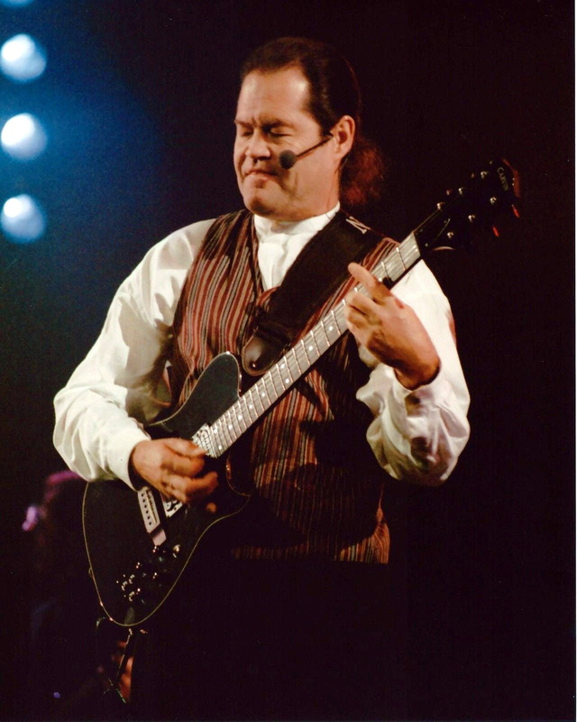 Micky Dolenz Monkees 1996 tour live