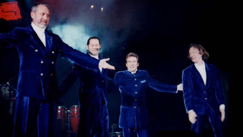 Monkees Wembley 1997