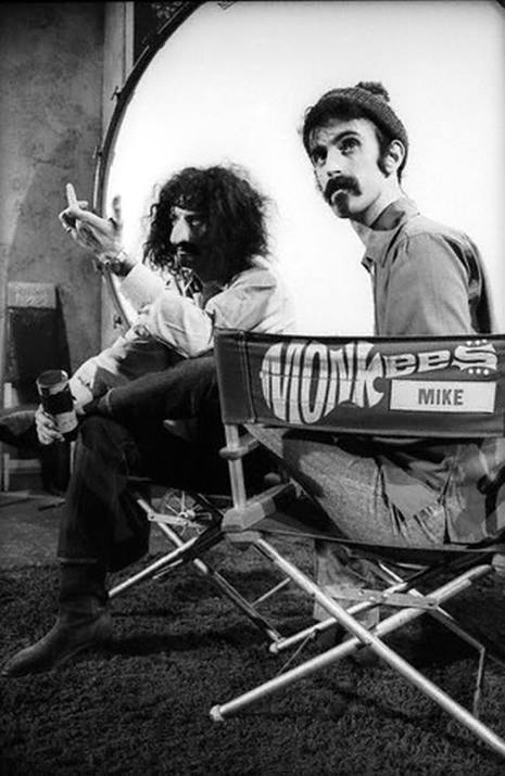 Frank Zappa Monkees Nesmith