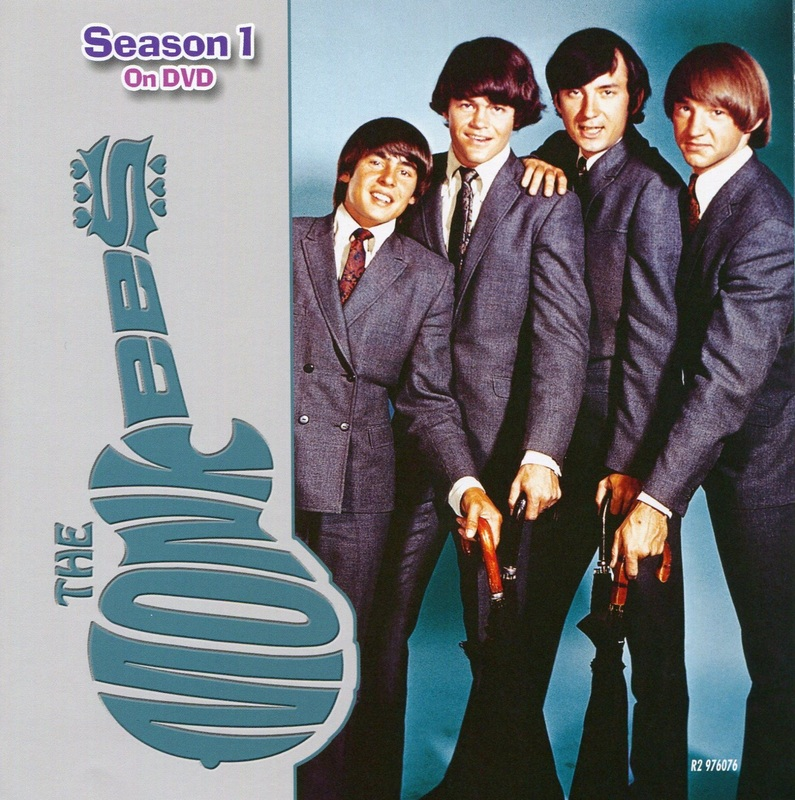 Monkees Season 1 DVD booklet