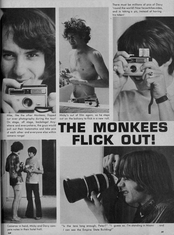 Monkees cameras