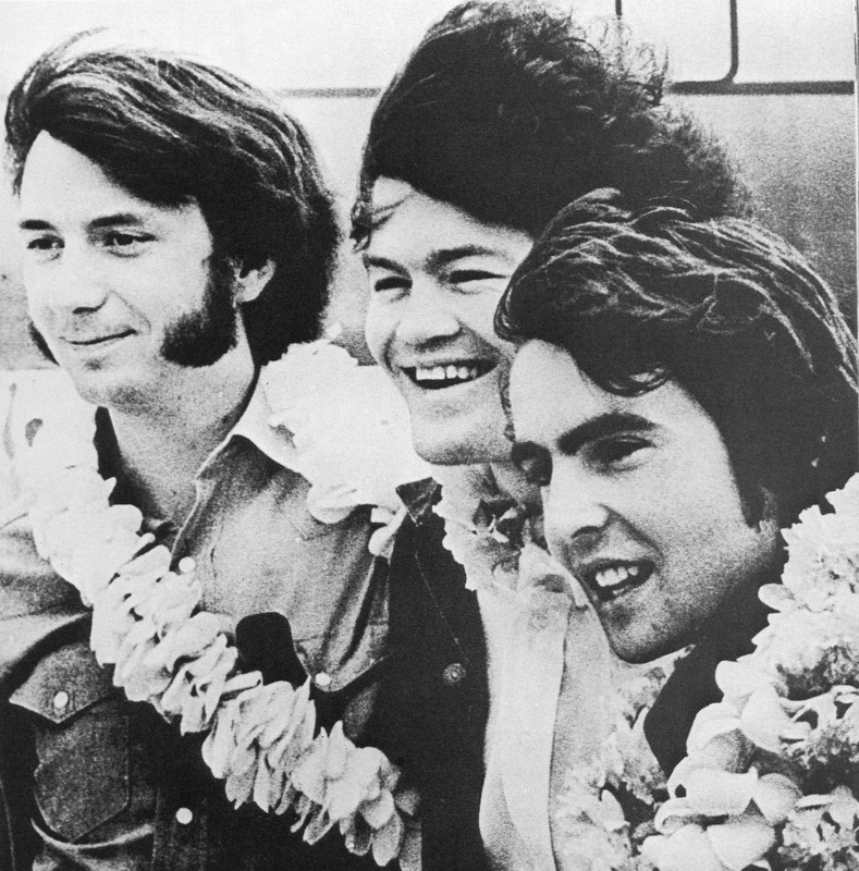 Monkees Hawaii 1969