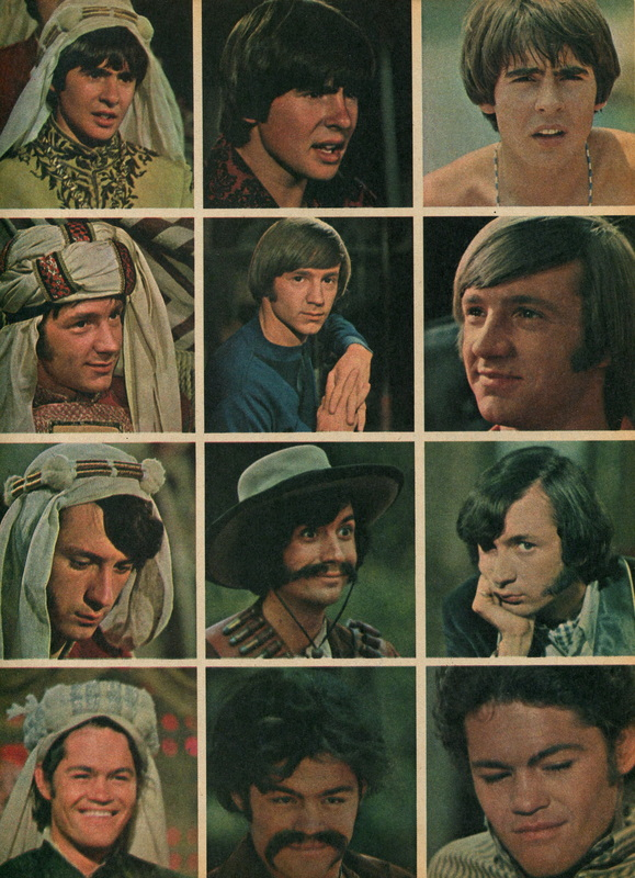 Monkees collage