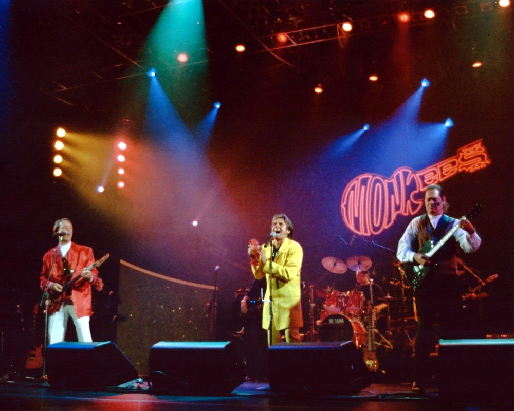 Monkees live 1996 tour