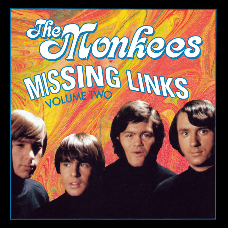 Monkees Missing Links Volume 2 cover